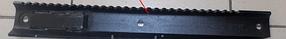 1.328.447, Планка левая (1.308.682)  кукурузная (зуб слева срез справа)