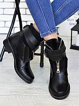Ботинки LuX №2 с пряжкой 7140-28, фото 3
