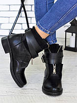 Ботинки LuX №2 с пряжкой 7140-28, фото 2