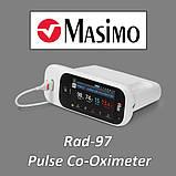 Прикроватный пульсоксиметр - Masimo Rad-97 Pulse Co-Oximeter, фото 6