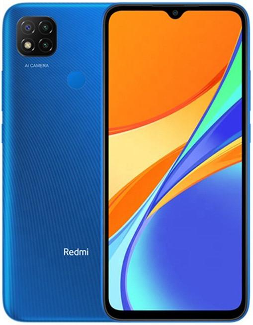 Xiaomi Redmi 9C 2/32GB Синий Global ( Международная версия )