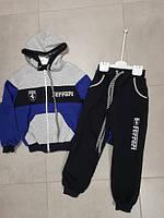 Спортивні костюми для хлопчиків Ferrari на ріст 92-98.98-104.104-110.110-116.116-122