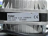 Двигатель обдува для Tidar (5W, 50 Hz, 220-240V, 1300 об/мин)