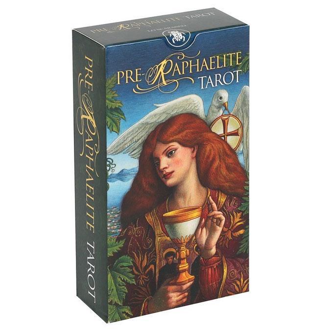 Карты Таро Pre-Raphaelite Tarot. Таро Прерафаэлитов