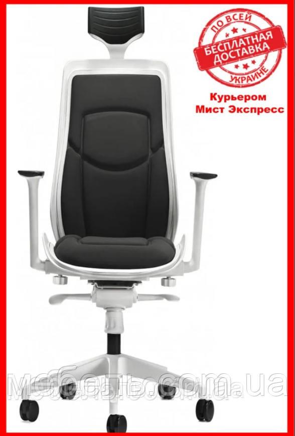 Офісний стілець Barsky Freelance White/Navy BFW-02