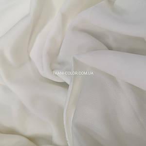 Ткань плюш велюр молочный