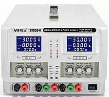 Лабораторний блок живлення Yihua 3005D-II 30B 5A