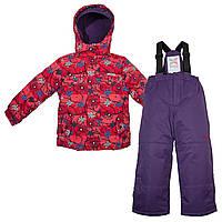 Куртка, полукомбинезон Gusti X-Trem 4914XWG Розовый Размеры на рост 92, 98, 104, 110, 116, 122, 134 см