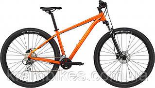 "Велосипед Cannondale - Trail 6 (2021) (29""-L) Оранжевый"