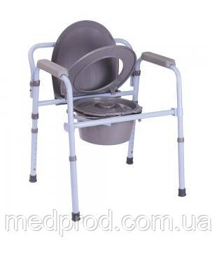 Стул-туалет складной кресло туалетное, OSD Италия RB-2110
