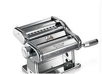 Машинка для раскатки теста + лапшерезка Marcato Atlas 150 mm
