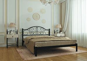 Металлическая кровать Анжелика. ТМ Металл-Дизайн