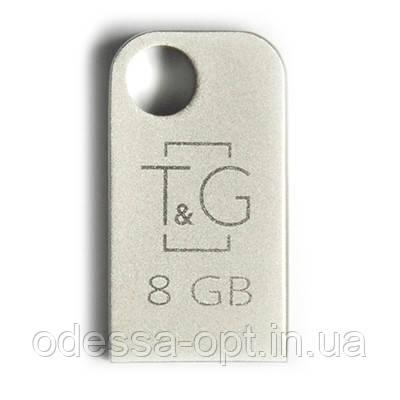 Накопичувач USB 8GB T&G металева серія 112, фото 2