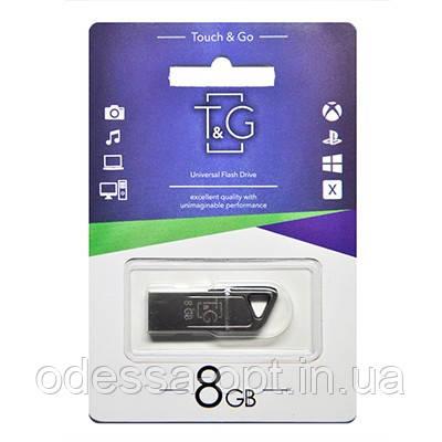 Накопичувач USB 8GB T&G металева серія 114