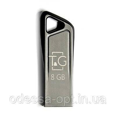 Накопичувач USB 8GB T&G металева серія 114, фото 2