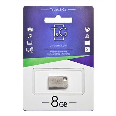 Накопичувач USB 8GB T&G металева серія 112
