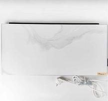 Керамічний обігрівач Венеція ПКИТГ 250Вт з термостатом електричний побутовий горизонтальний 60х30 Venecia, фото 3