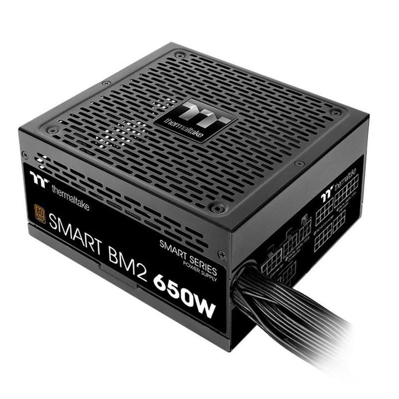 Блок питания Thermaltake Smart BM2 650W (PS-SPD-0650MNFABE-1)