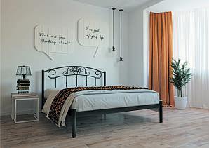 Металлическая кровать Монро. ТМ Металл-Дизайн