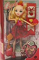 Кукла Эппл Вайт Ever After High на шарнирах в оригинальной упаковке