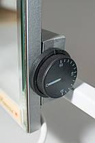 Керамический обогреватель Venecia ПКИТЗ 250Вт с термостатом конвектор электрический бытовой зеркало 30х60, фото 2