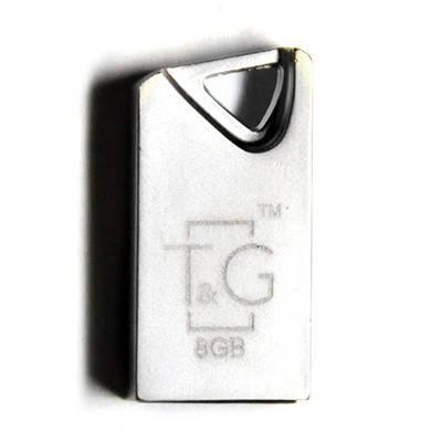 Накопичувач USB 8GB T&G металева серія 109, фото 2