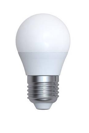 Лампа світлодіодна LED Bulb G45 7W E27 6500K 220V 630L ICCD (куля) TechnoSystems TNSy5000251, фото 2
