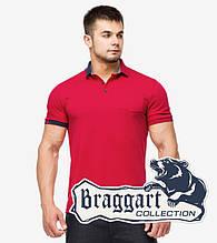 Braggart | Рубашка поло 6073 красный