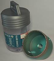Алмазное сверло (коронка для УШМ) 68 мм M14 Kona Flex Vacuum