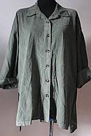 Рубашка жіноча мікровельвет, фото 1