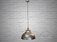 Люстра-подвес светильник в стиле Loft&6858-360-BK-SV