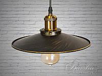 Люстра-подвес светильник в стиле Loft&6856-260-BK-G