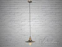 Люстра-подвес светильник в стиле Loft&6856-210-BK-SV