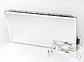 Керамічний обігрівач дзеркало Venecia ПКИТЗ 250 Вт з термостатом, конвектор електричний побутовий 30х60, фото 5