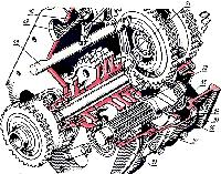 КПП МТЗ-80,МТЗ-82