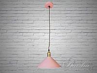 Люстра-подвес светильник в стиле Loft&6610/1PINK