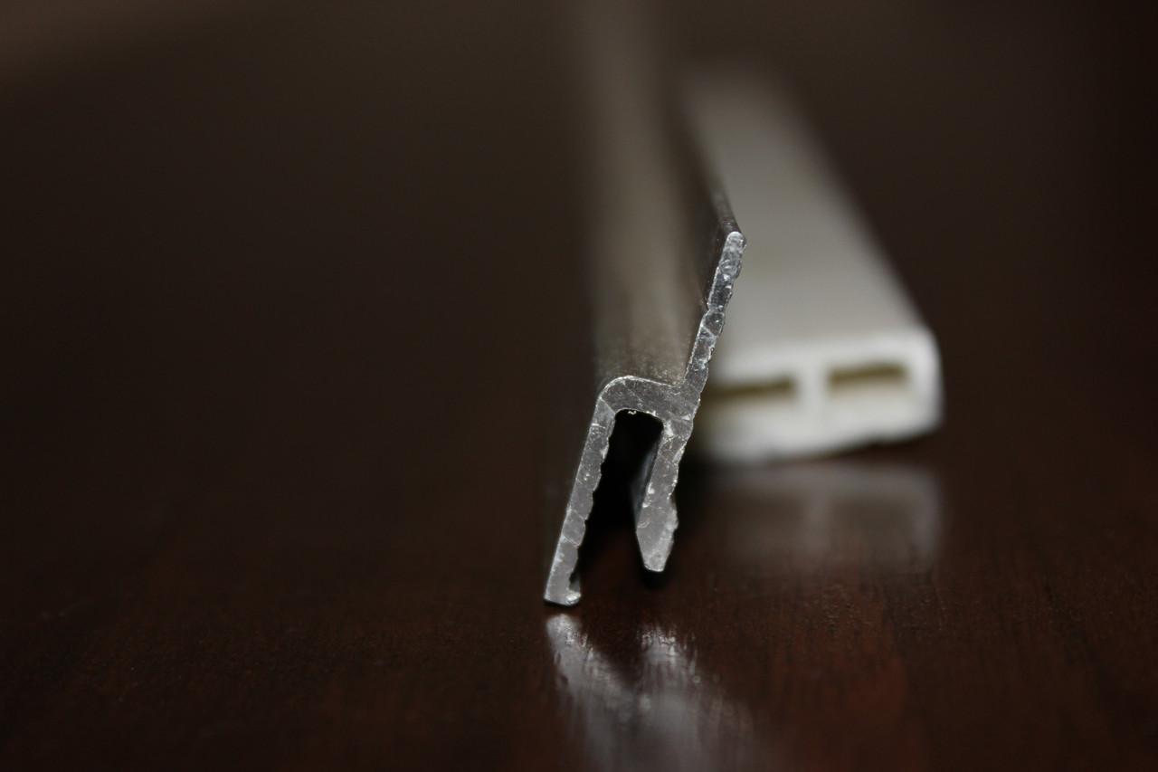 Профиль алюминиевый для гарпунной бесщелевой системы крепления натяжных потолков - High Quality в Днепре