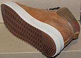 Ботинки зимние мужские кожаные от производителя модель ДР1027, фото 4