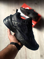 Мужские кроссовки Nike Tekno черного цвета, фото 3