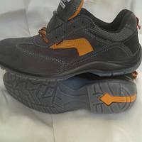 Кросовки рабочие туфли полуботинки маслобензостойкие EXENA