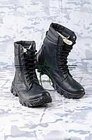 """Ботинки берцы зимние кожаные """"Эталон"""" energy"""