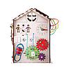 Будинок великий розвиваючий GoodPlay 35х35х50 з підсвічуванням (B 009), фото 2
