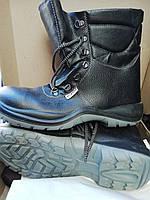 Ботинки кожаные утепленные Омон EXENA BSK090 S3 CI SRC