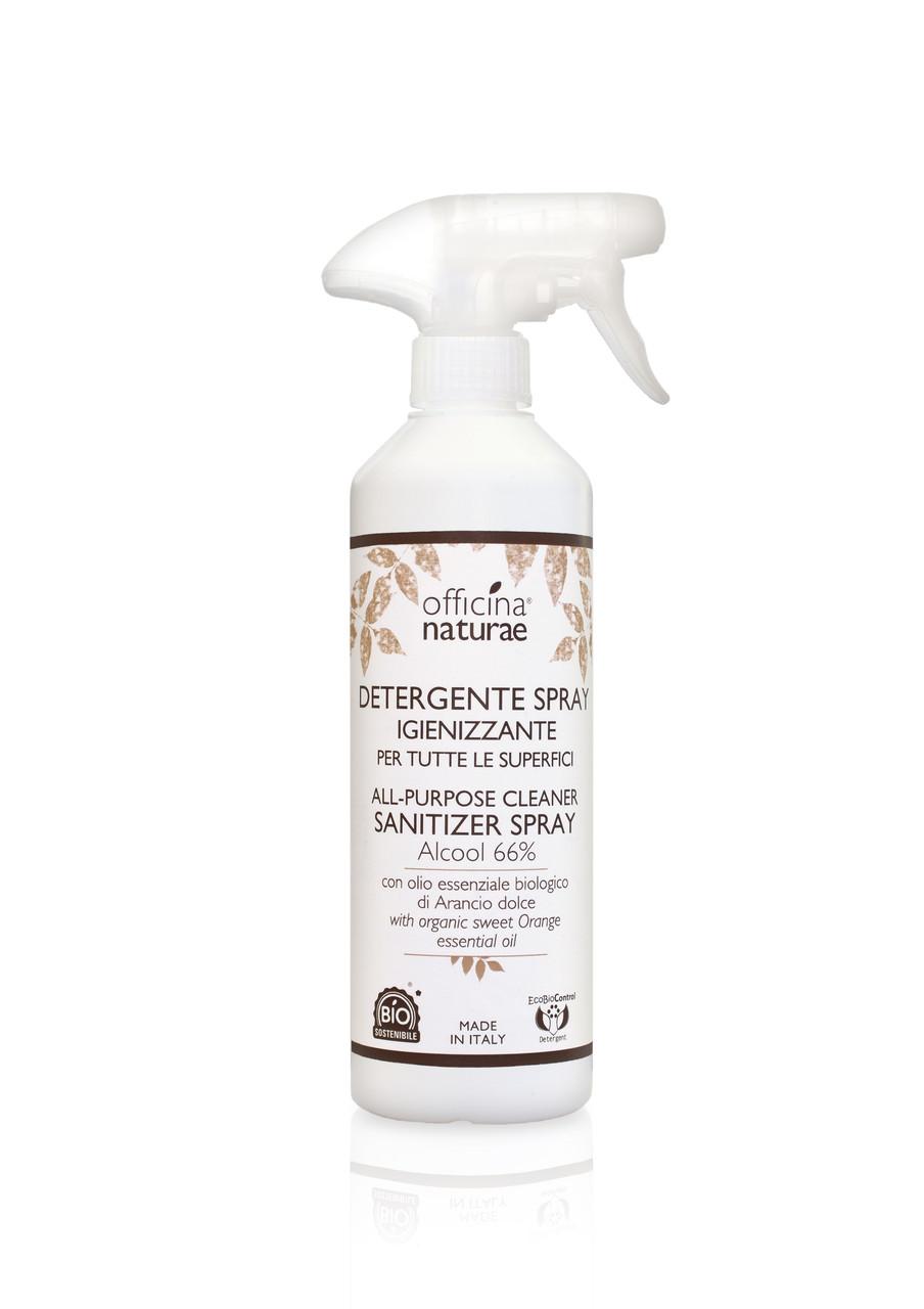 Органическое очищающее дезинфицирующее средство для всех поверхностей Officina naturae, 500 мл
