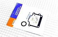 Ремонтный к-кт карбюратора (макс. комплектация) на двигатель 2Т - цепной вариатор