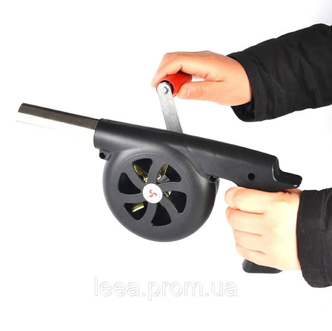 Раздуватель для углей, BBQ40W, вентилятор для розжига углей