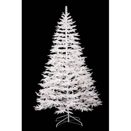 Ель штучне лита 2.1 метра Альпійська біла, фото 2