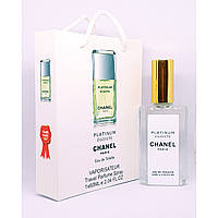 Парфюм мужской аромат PLATINUM EGOISTE CHANEL 60ml. Eau de Toilette / духи туалетная вода реплика