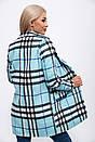 Пальто женское 153R624 цвет Голубой, фото 3