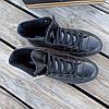 Женские высокие кеды конверсы all star converse кожаные черные деми демисезон, фото 5